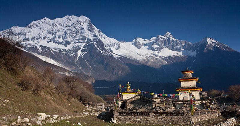 Manaslu Circuit Trek, top 5 short treks in Nepal